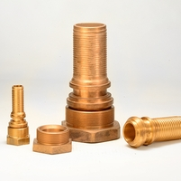 Machined Bronze Castings